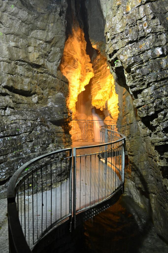 Zdjęcia: Varone, TRYDENT, Cascata Grotta Varone, WłOCHY