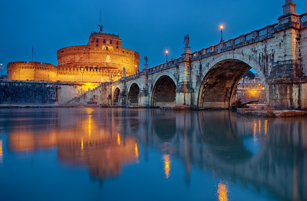 Zdjęcia: Mauzoleum Hadriana, Rzym, Castel Sant'Angelo , WłOCHY