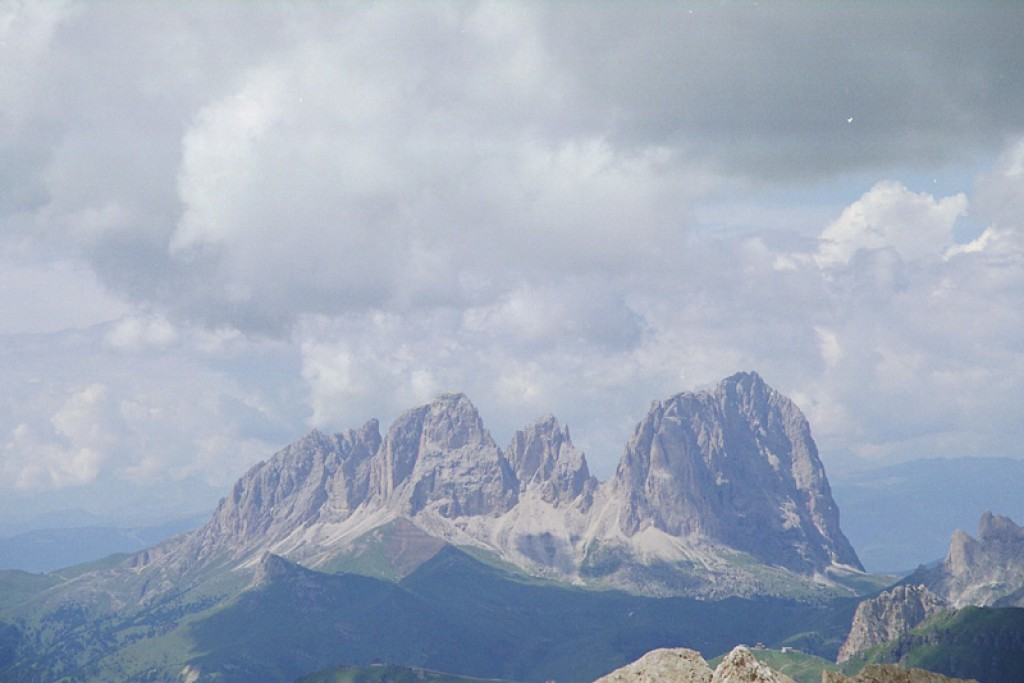 Zdjęcia: Monte Civetta, Dolomity, Monte Civetta, WłOCHY