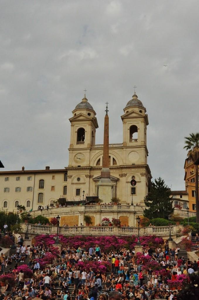 Zdjęcia: Rzym, Lazio, Rzym-Plac Hiszpański, WłOCHY