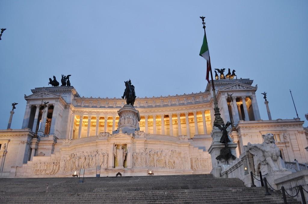 Zdjęcia: Rzym, Lazio, Piazza Venezia, Rzym, WłOCHY