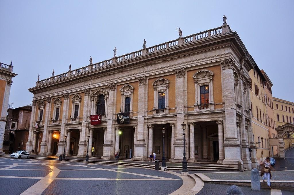 Zdjęcia: Rzym, Lazio, Kapitol, Rzym, WłOCHY