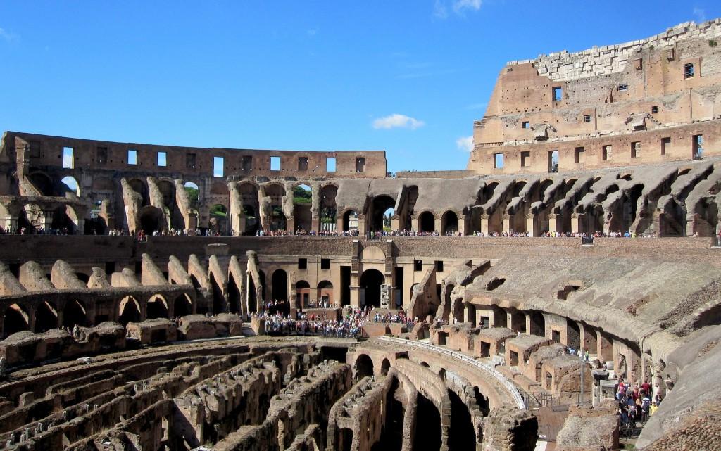 Zdjęcia: Lazio, Rzym, Colosseo..., WłOCHY