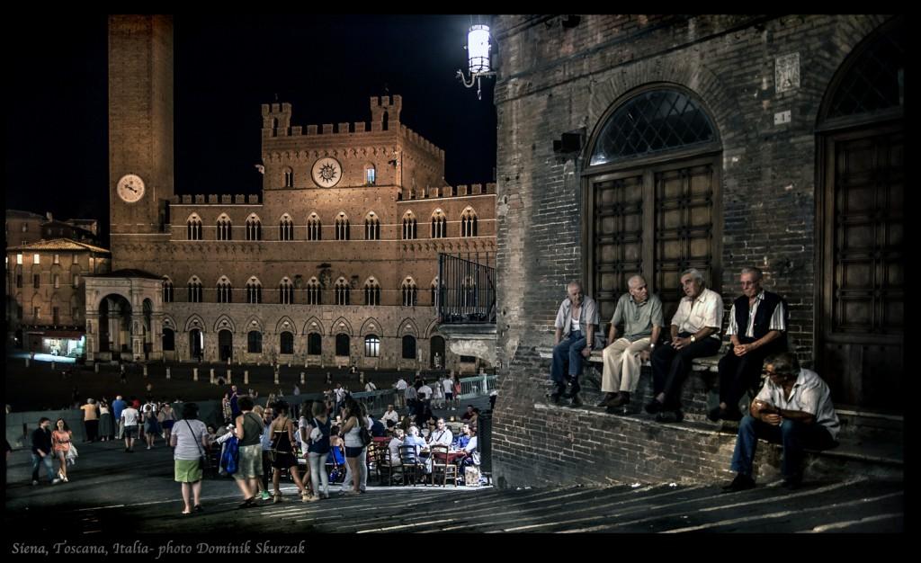 Zdjęcia: Siena, Toscana, SIENA NOTTE, WłOCHY