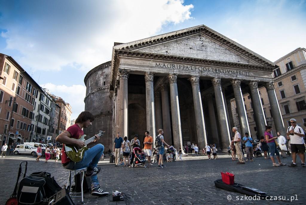Zdjęcia: Rzym, Lacjum, Panteon, WłOCHY