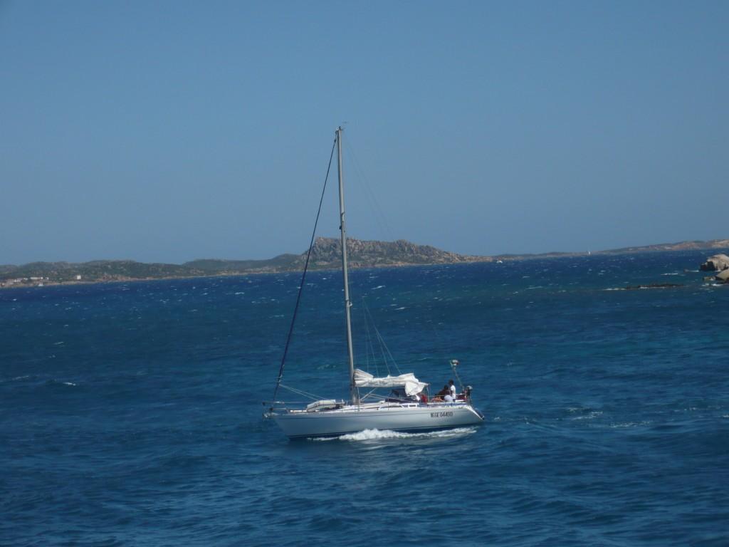 Zdjęcia: Sardynia, Sardynia, Pod żaglami, WłOCHY