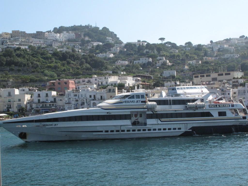 Zdjęcia: Sorento, Sorento, Widok na Capri, WłOCHY