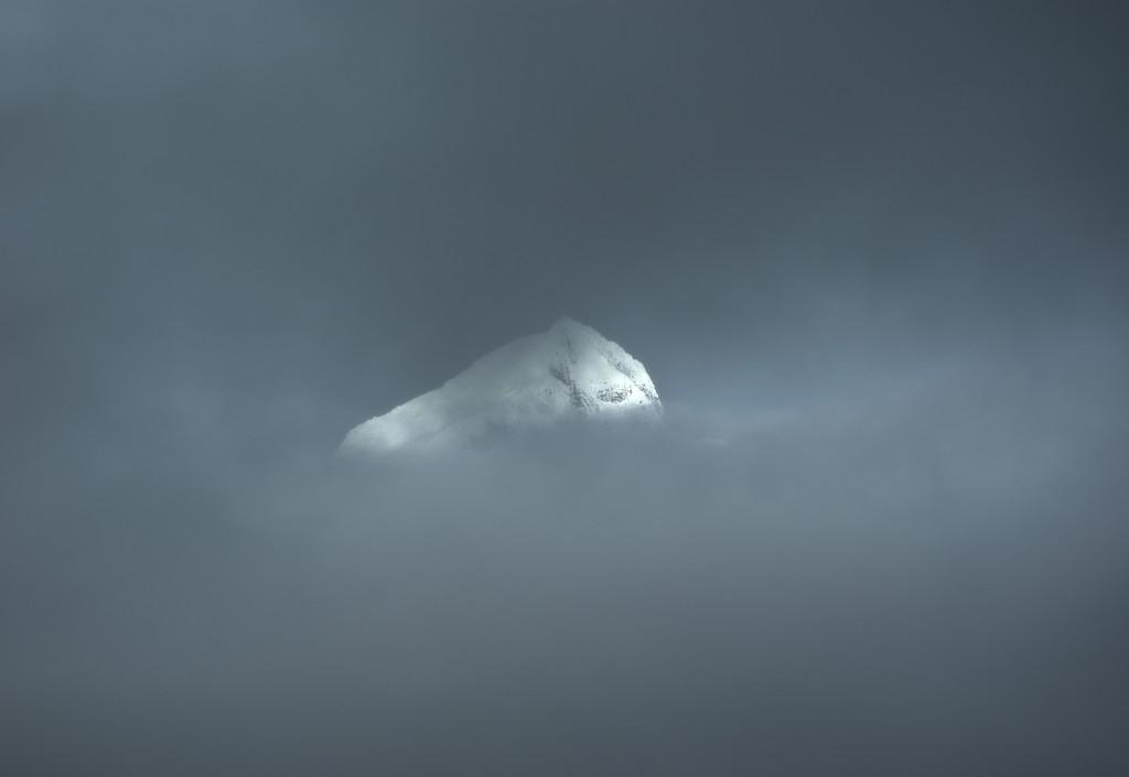 Zdjęcia: Cadipietra, Południowy Tyrol, W chmurach, WłOCHY