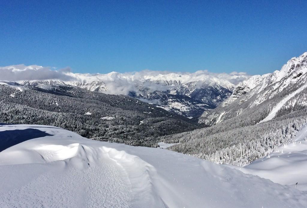 Zdjęcia: Madonna Di Campiglio, Dolomity, Zimowo, WłOCHY