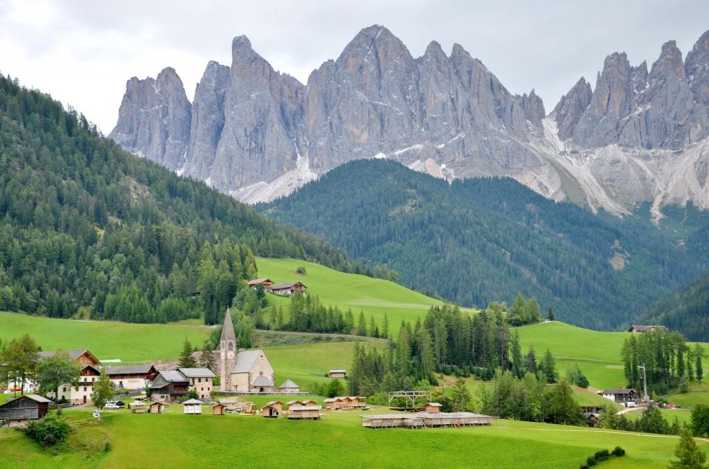 """Zdjęcia: Santa Maddalena, Val Di Funes, """"Konkurs"""", WłOCHY"""