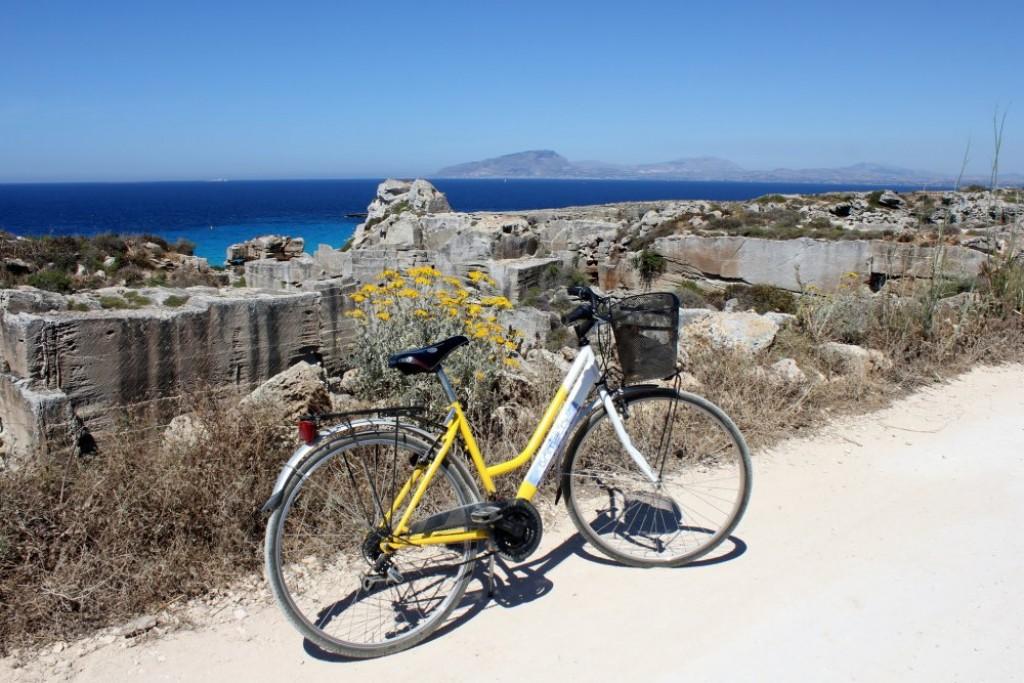 Zdjęcia: Favignana, Sycylia, KONKURS Morze niebieskości, WłOCHY