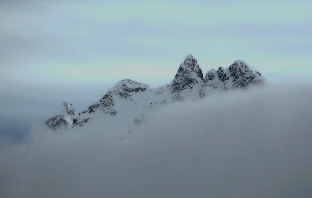 Zdjęcia: Południowy Tyrol, Południowy Tyrol, W chmurach, WłOCHY