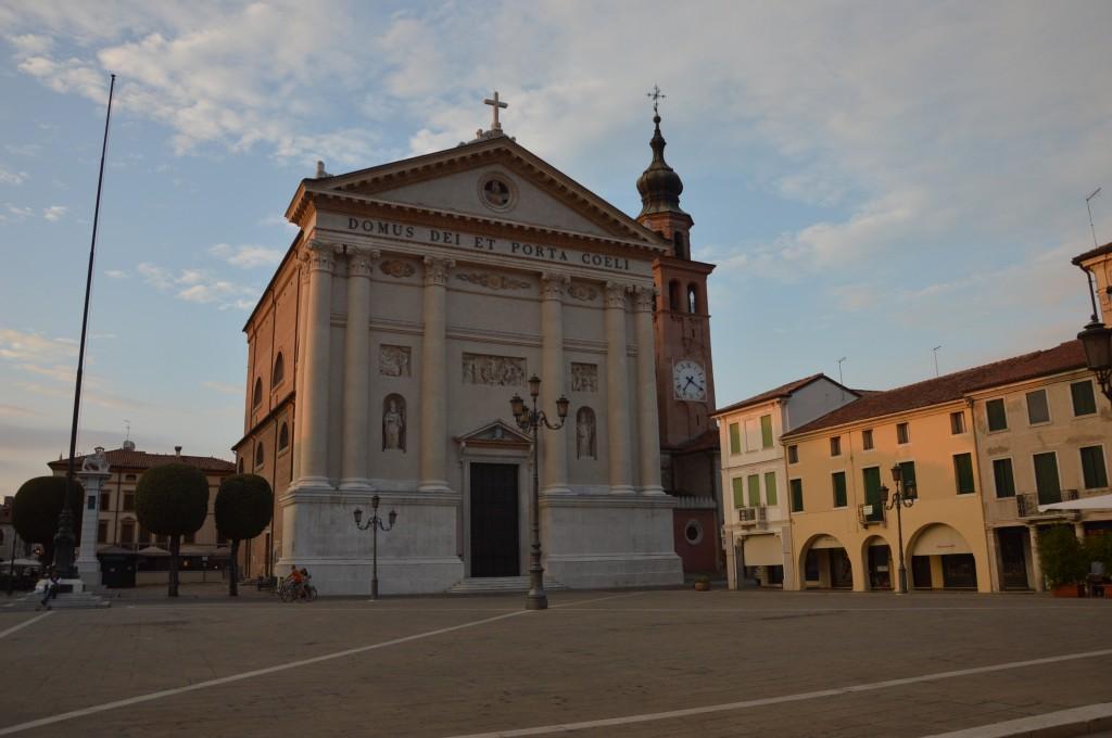 Zdjęcia: Cittadella, Wenecja Euganejska, Domus Dei et porta coeli, WłOCHY