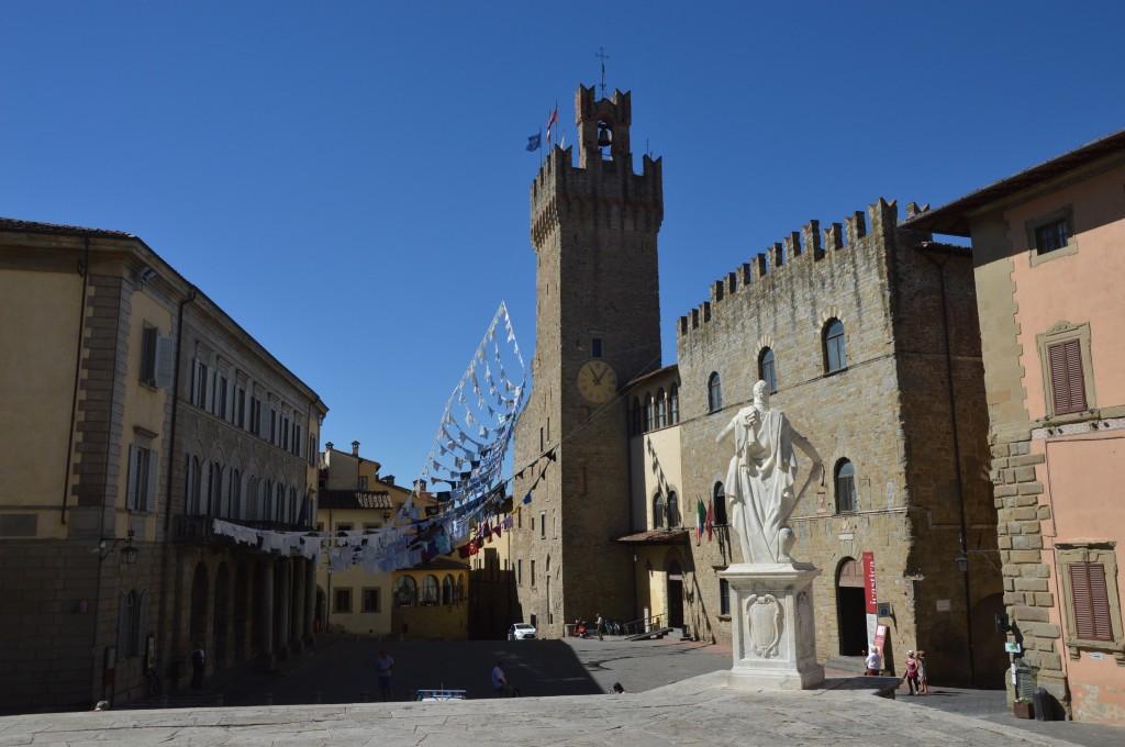 Zdjęcia: Arezzo, Toskania, pranie, WłOCHY