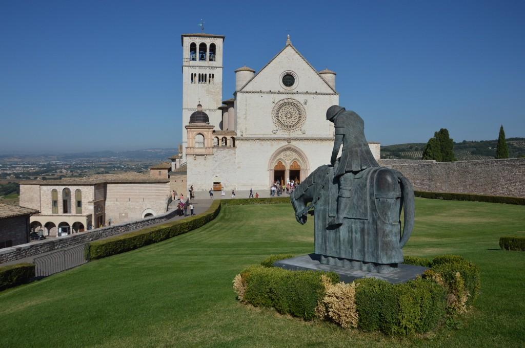 Zdjęcia: Assisi, Umbria, święty Franciszek, WłOCHY