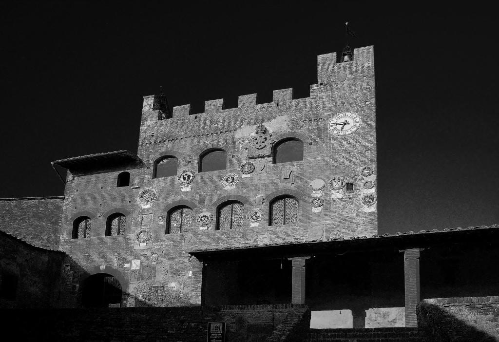 Zdj�cia: Certaldo, Toskania, Certaldo, W�OCHY