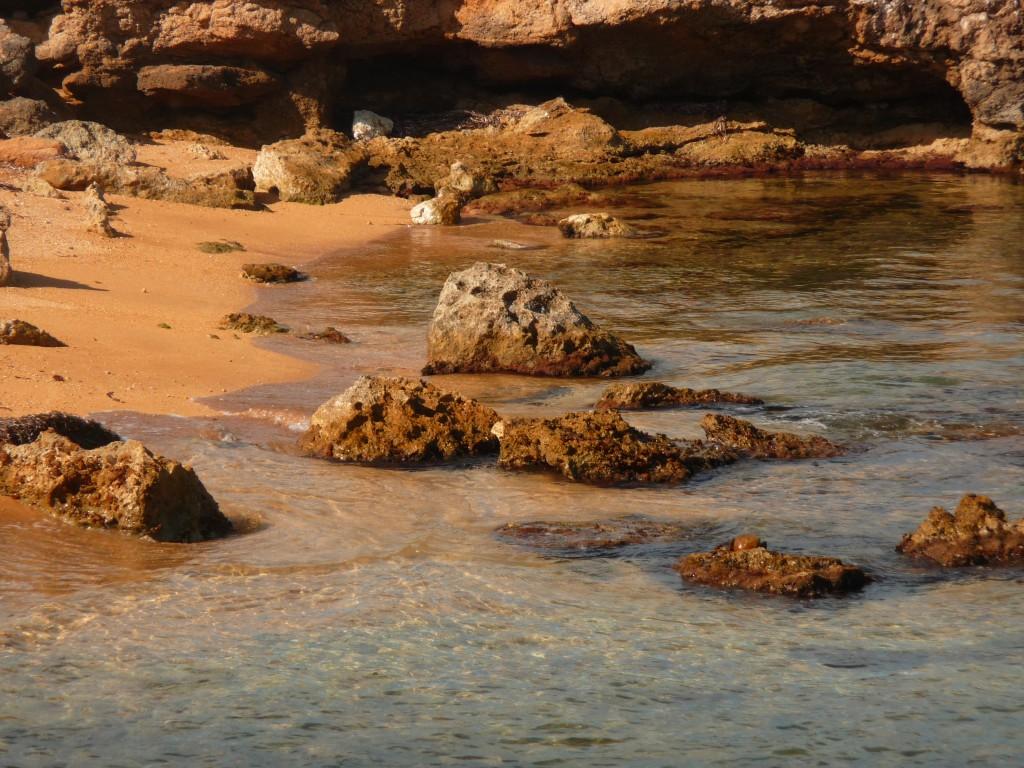 Zdjęcia: Mazara del Vallo, Sycylia, skałki, WłOCHY