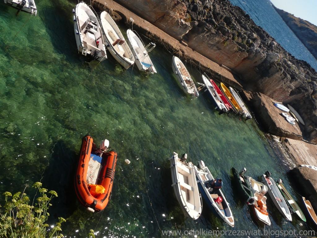 Zdjęcia: Apulia, Apulia, łódeczki, WłOCHY