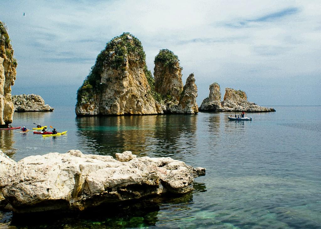 Zdjęcia: Tonara di Scopelo, Sycylia, Jak Tajlandia, WłOCHY