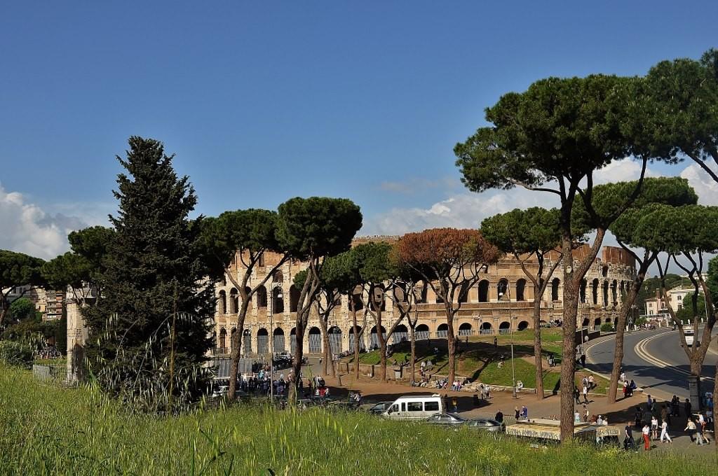 Zdjęcia: Rzym, Lazio, Rzym, okolice Forum Romanum, WłOCHY