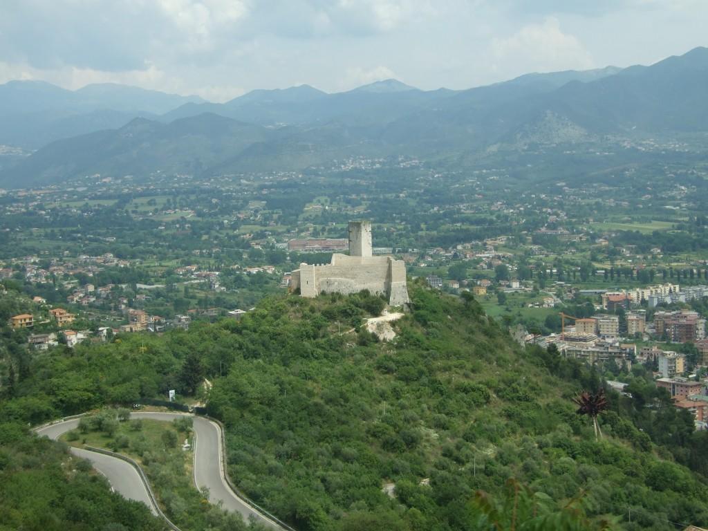 Zdjęcia: Włochy, W drodze na Monte Casino, WłOCHY