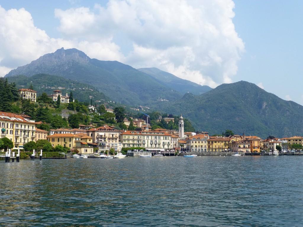 Zdjęcia: Jezioro Como, Lombardia, Menaggio, WłOCHY