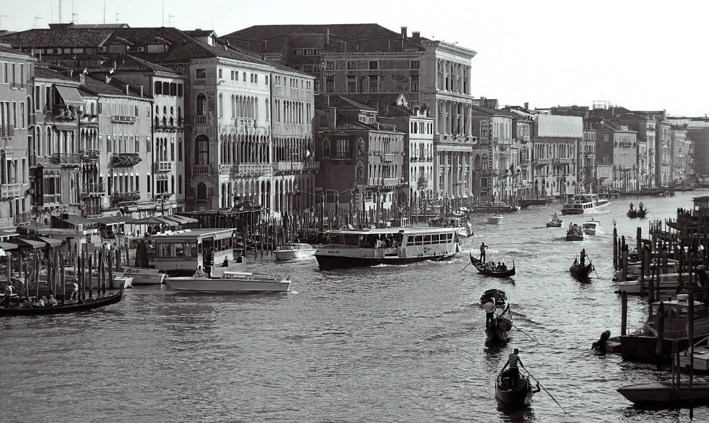 Zdjęcia: Wenecja, Prowincja Wenecja, Kanał Grande, WłOCHY
