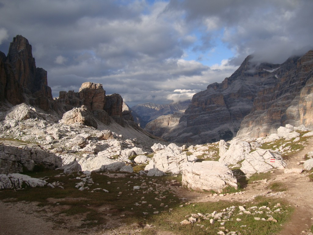 Zdjęcia: Dolomity, Północno-wschodnia część Alp, Dolomity, WłOCHY