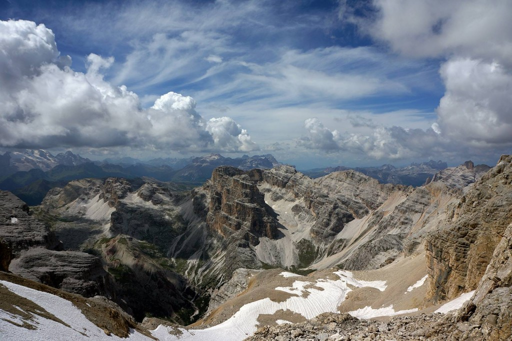 Zdjęcia: Tofany, Belluno, W Dolomitach , WłOCHY