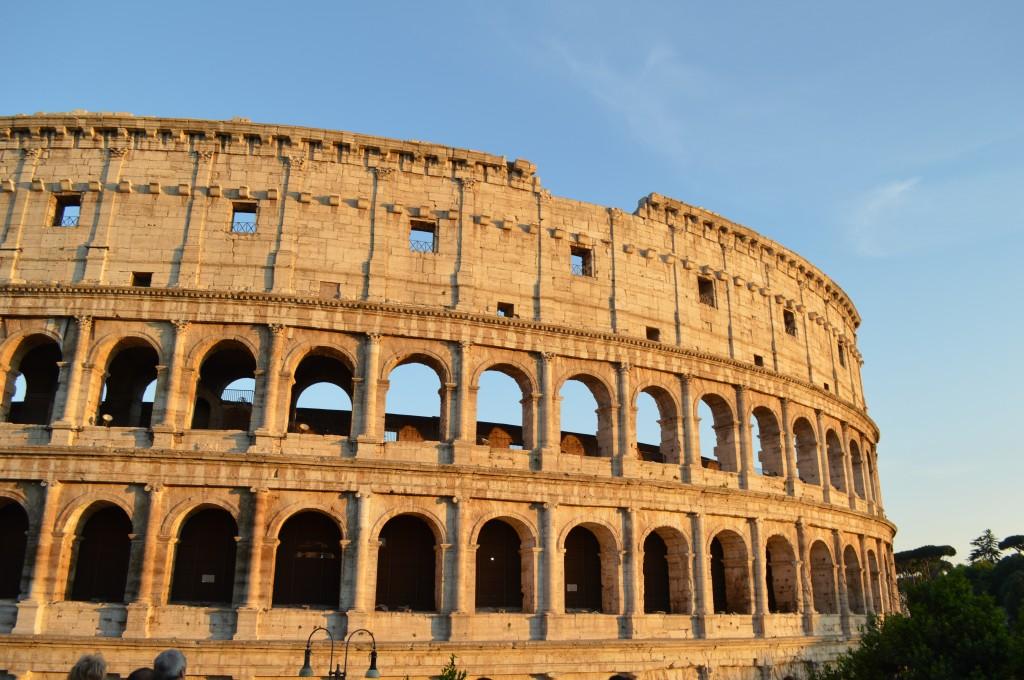 Zdjęcia: Rzym, Lacjum, Koloseum, WłOCHY