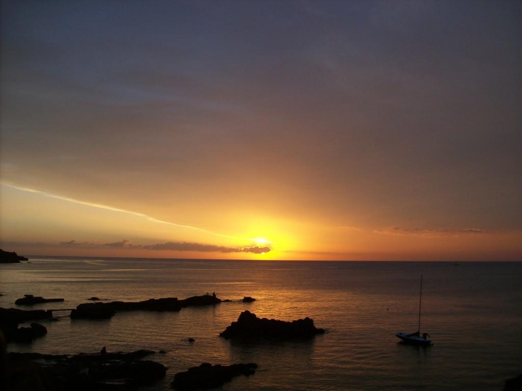 Zdjęcia: Catania, Sycylia, Wschód słońca, WłOCHY