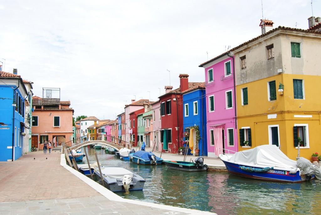 Zdjęcia: Burano, Wenecja, Kolory, WłOCHY