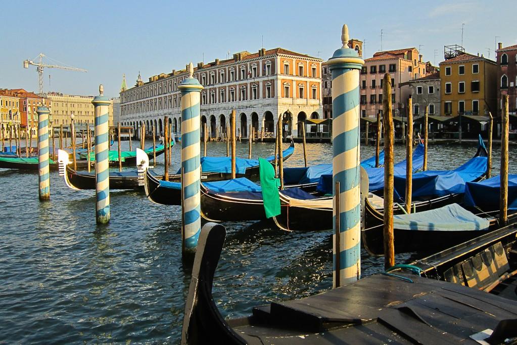 Zdjęcia: Wenecja, Wenecja, O zachodzie 2, WłOCHY