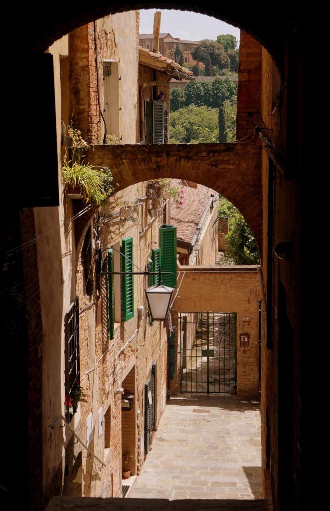 Zdjęcia: Siena, Toskania, Brama, WłOCHY