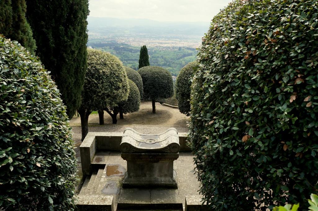 Zdjęcia: Fiesole, Toskania, ... a w dole Florencja, WłOCHY