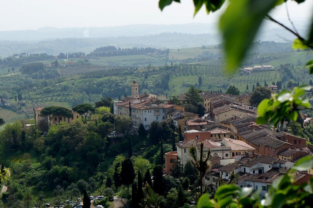 Zdjęcia: Toskania, Toskania, Toskańskie miasteczko, WłOCHY