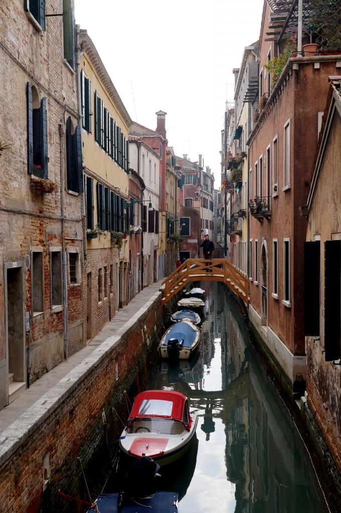 Zdjęcia: Wenecja, płn Włochy, Kanał, WłOCHY