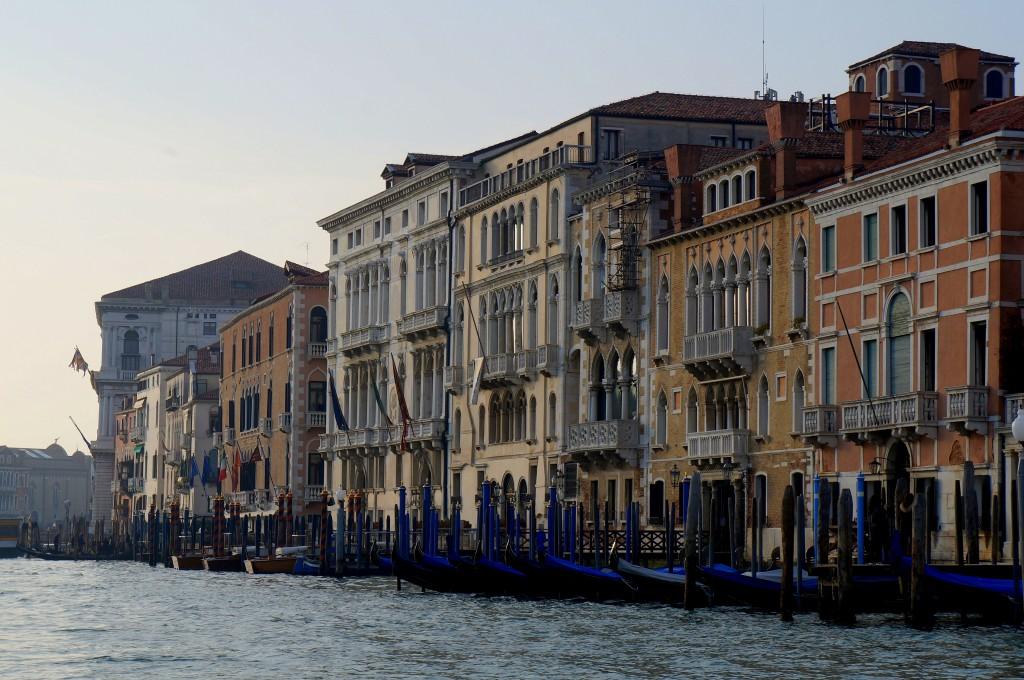 Zdjęcia: Wenecja, płn Włochy, Wenecja od strony wody, WłOCHY