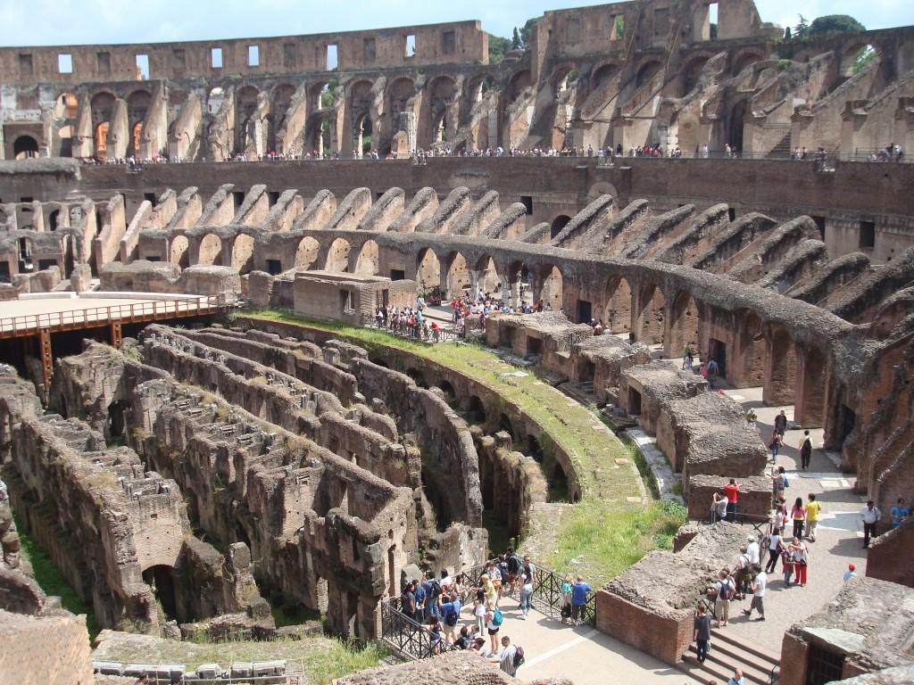 Zdjęcia: Rzym, Rzym, Koloseum, WłOCHY