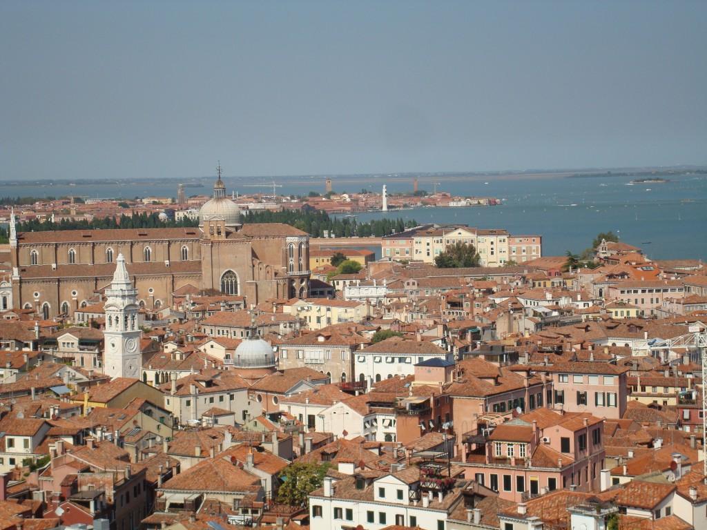 Zdjęcia: Wenecja, Wenecja, Wenecja z góry, WłOCHY