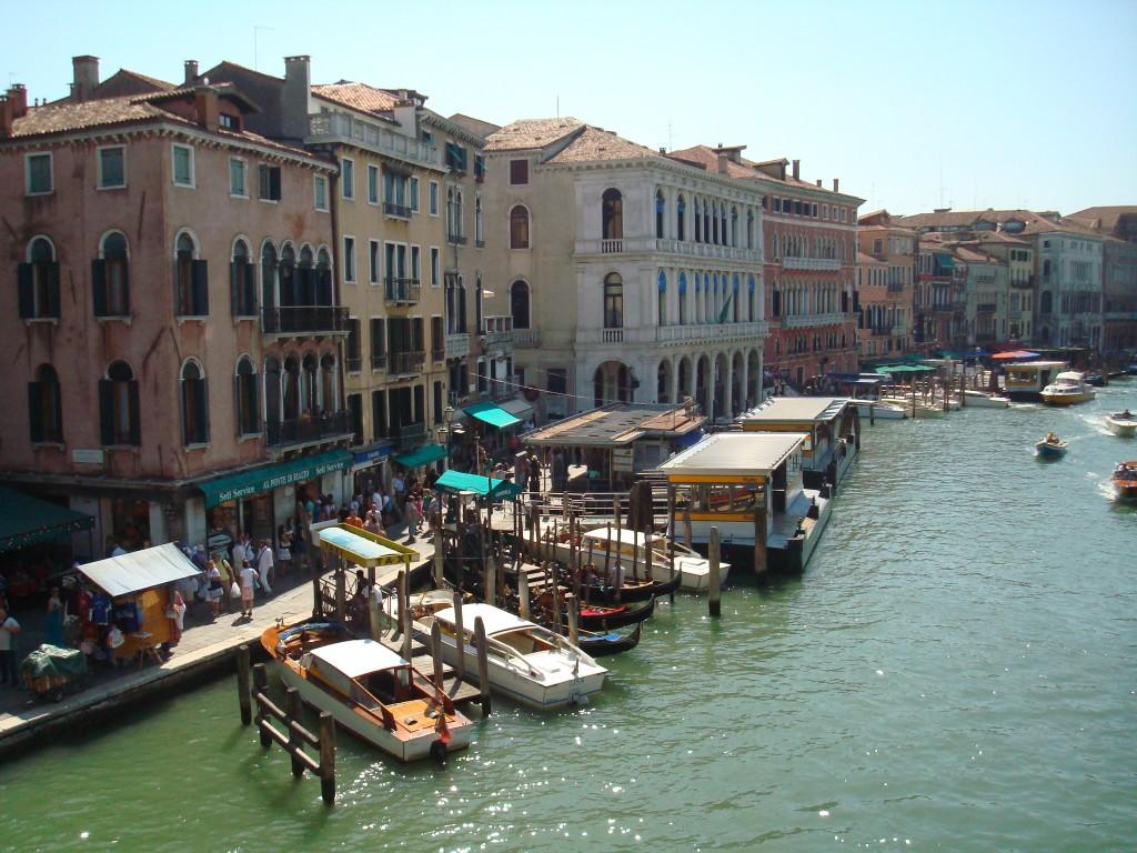 Zdjęcia: Wenecja, Wenecja, Kanał Grande, WłOCHY