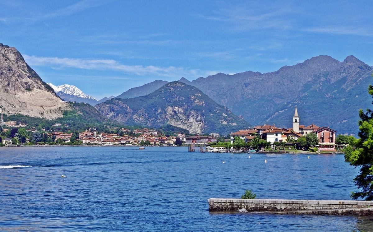 Zdjęcia: Lago Maggiore, Piemont, Lago Maggiore, WłOCHY