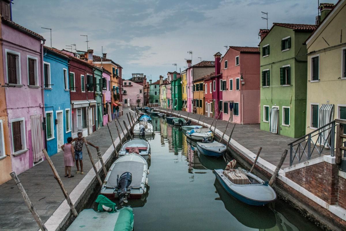 Zdjęcia: Burano, Wenecja, Burano, WłOCHY