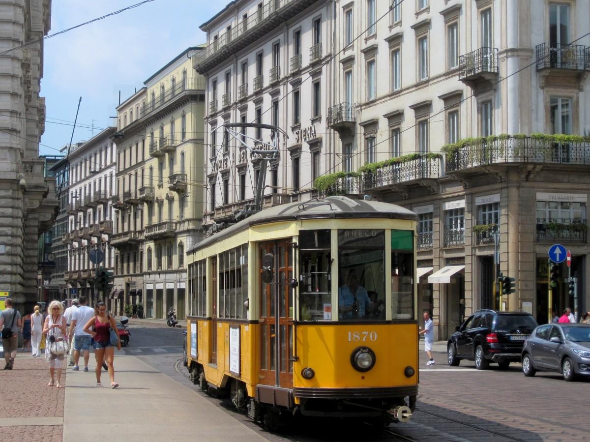 Zdjęcia: Mediolan, Lombardia, nie tylko w Lizbonie..., WłOCHY