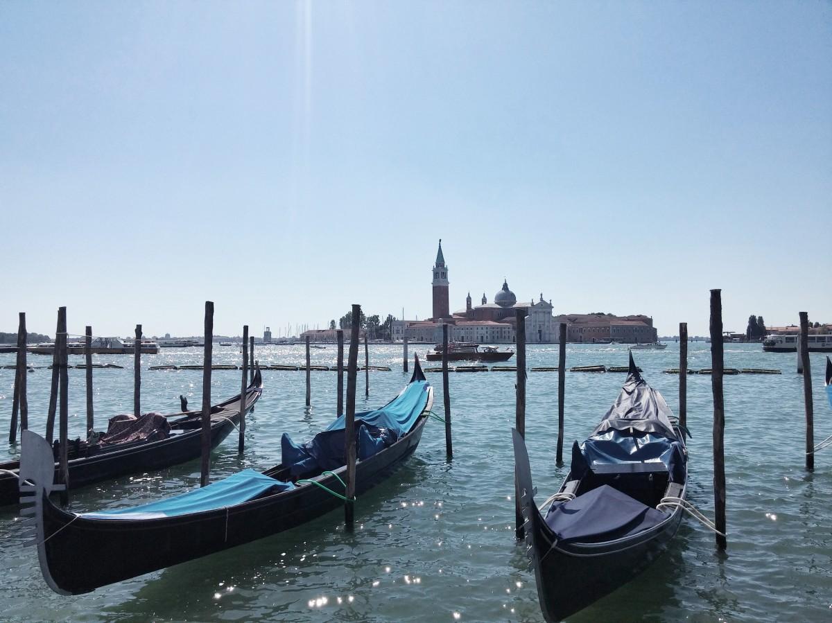 Zdjęcia: Wenecja, Gondole, WłOCHY
