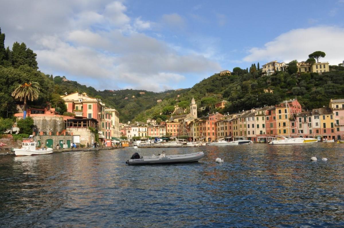 Zdjęcia: Portofino, Liguria, Portofino-pożegnanie , WłOCHY