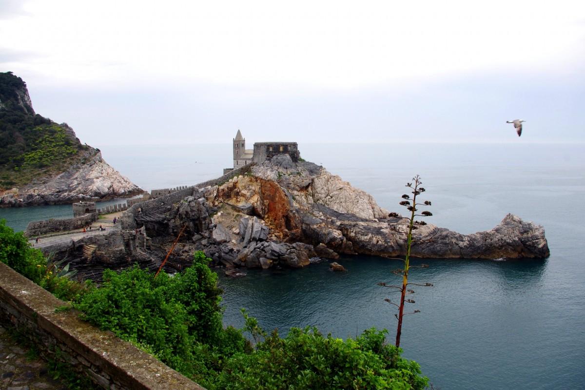 Zdjęcia: PortoVenere, Cinque Terre, baśniowy?, WłOCHY