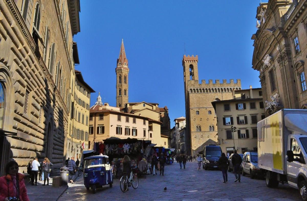 Zdjęcia: Florencja, Toskania, Florenckie klimaty, WłOCHY