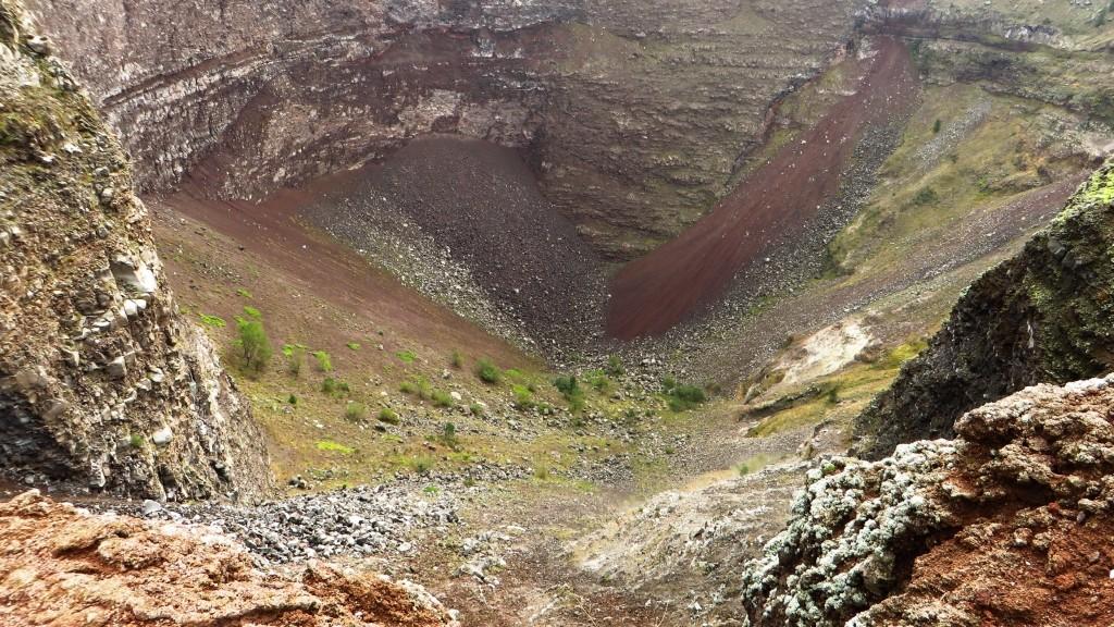 Zdjęcia: Wezuwiusz, Kampania, krater, WłOCHY