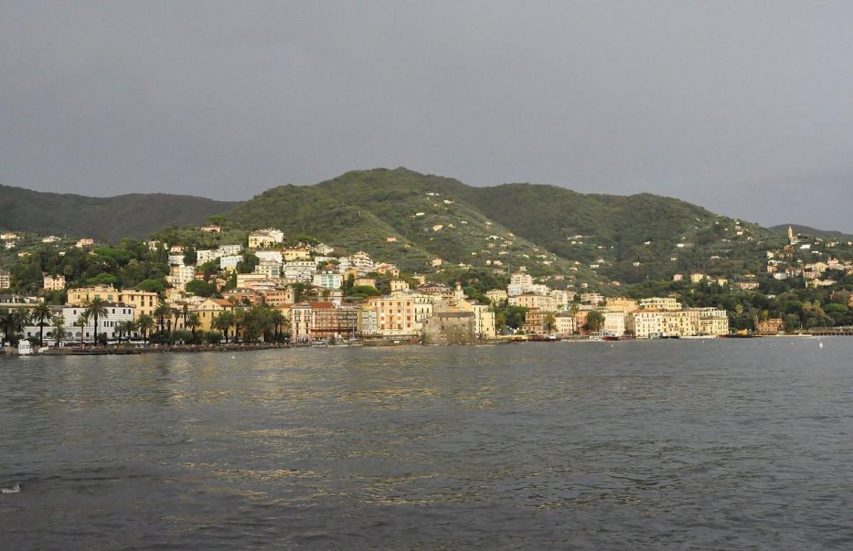 Zdjęcia: Rapallo, Liguria, Rapallo, panorama, WłOCHY